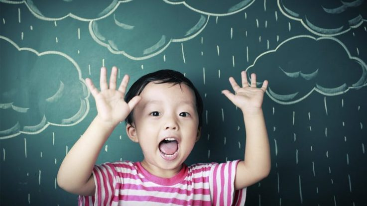 5 Tips Child comfort during rains
