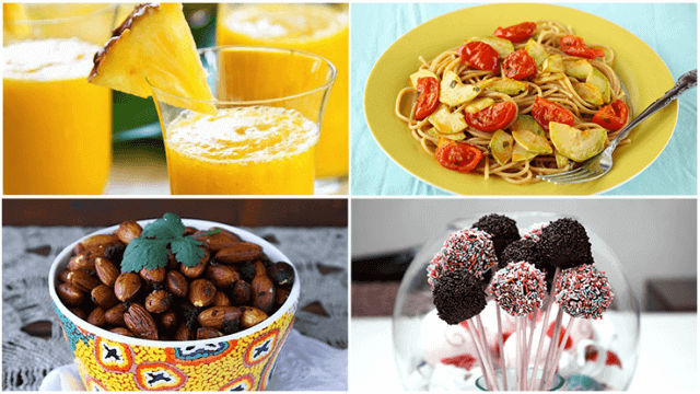 Recipes for Festive Season
