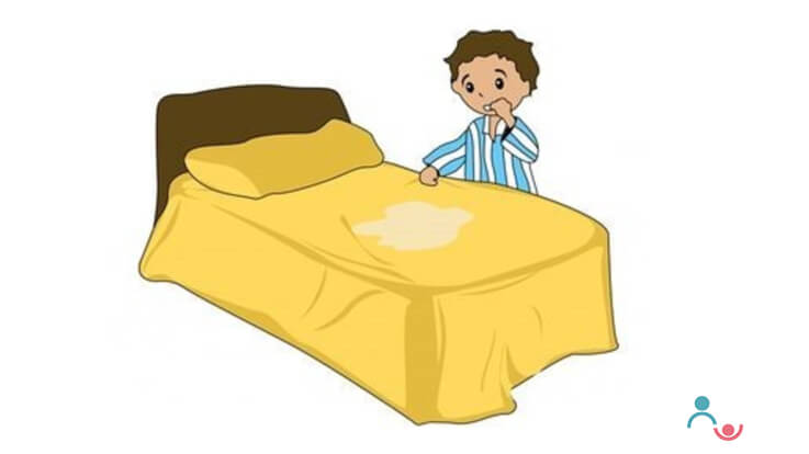 Why bed wetting is never a Childs Fault