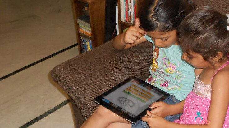 Has your child high jacked the iPad The right way to introduce an I pad to a Child
