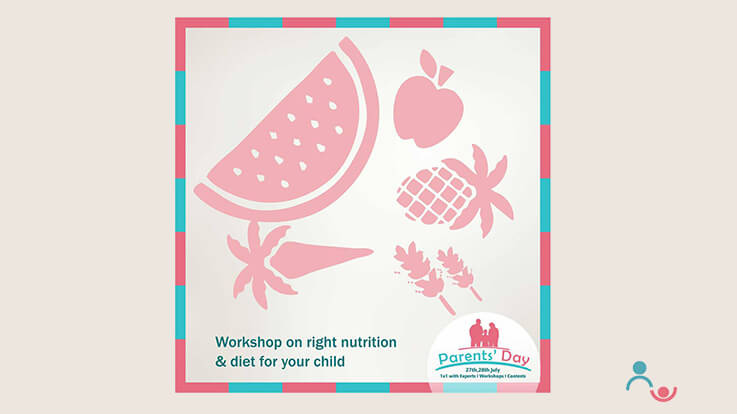 Right nutrition and diet for your child