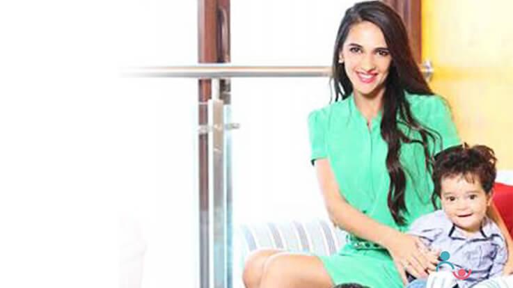 Celebrity parent on parentunecomTara Sharma