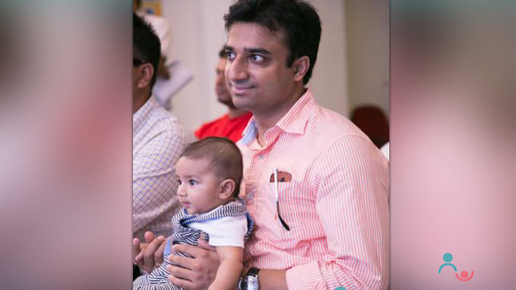 Workshop on Pregnancy and childcare Parents Day 2014