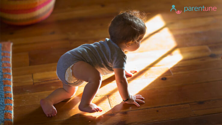 8 Ways To Baby Proof Your Home