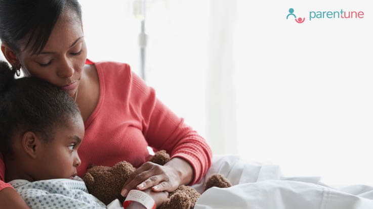 8 Ways to know that your child is HIV