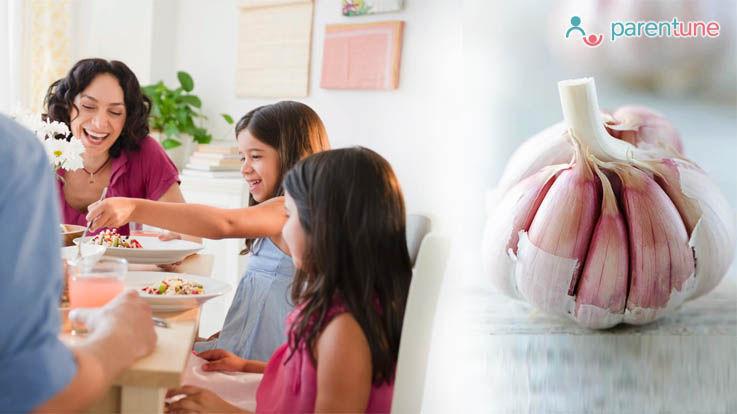 ठंड में बच्चों के लिए लहसुन के क्या हैं लाभ