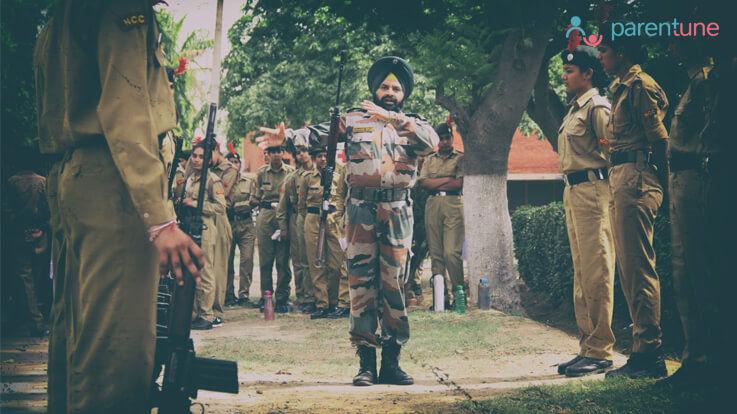 भारत का गौरव है भारतीय सेना