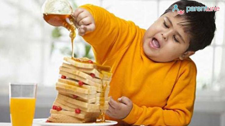 बच्चो में ना बढ़ने दें मोटापा इसे पढ़े