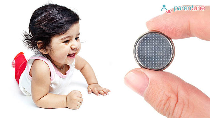 Button Batteries Your Toddlers Safety Concerns