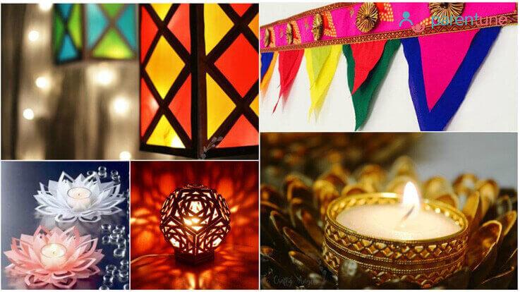 DIY Decoration Ideas for Diwali