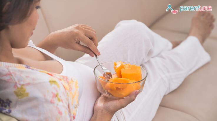 Eating Papaya Papita During Pregnancy Is It Safe
