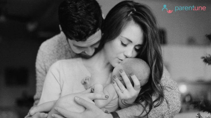 Here are 12 beautiful ways a baby strengthens a marriage