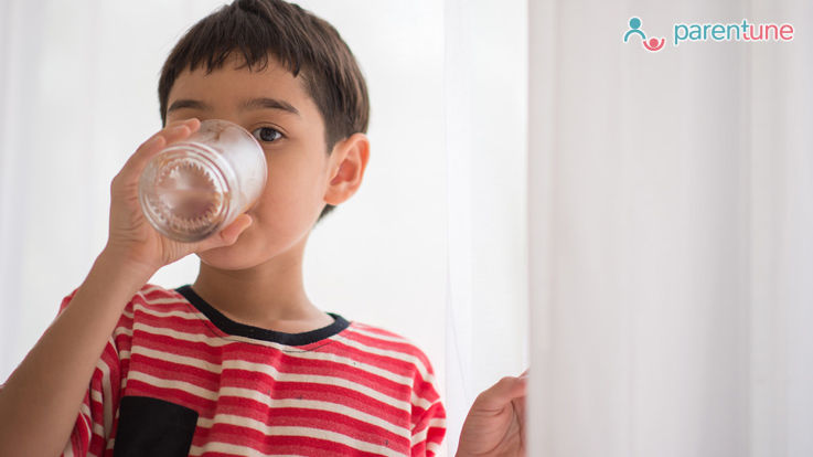 How Can You Ensure Your Child Gets Enough Fluid Intake During Winters