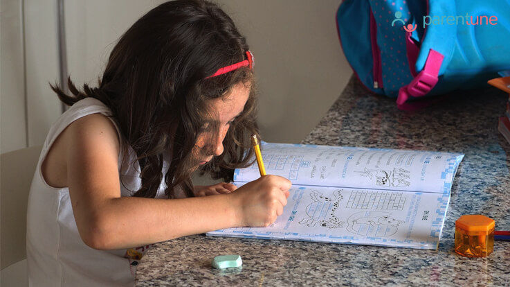 How To Develop Positive Homework Habit Of Your Child