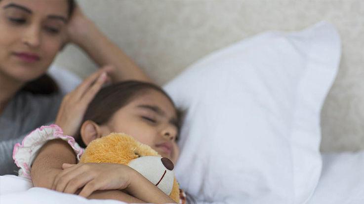 Indoor air a hidden danger in childrens bedroom