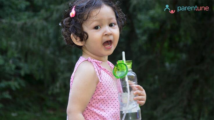 क्या बच्चो को ठ्ंडा पानी पिलाने कि आदत बचपन से डालनी चहिये