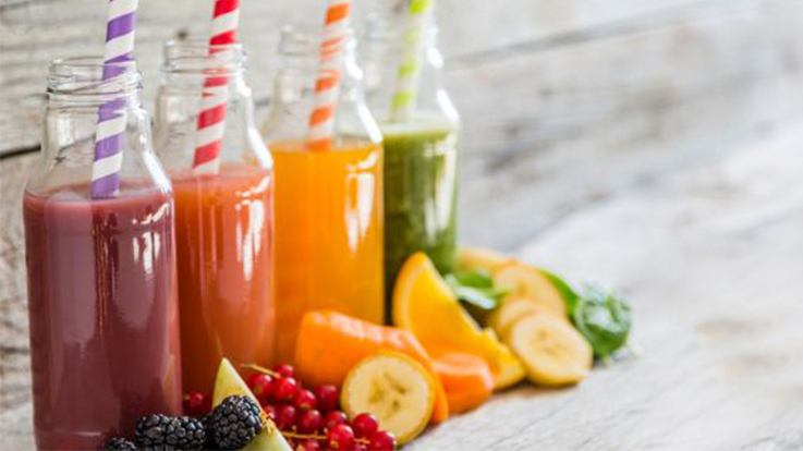 Mom special detox and get in shape