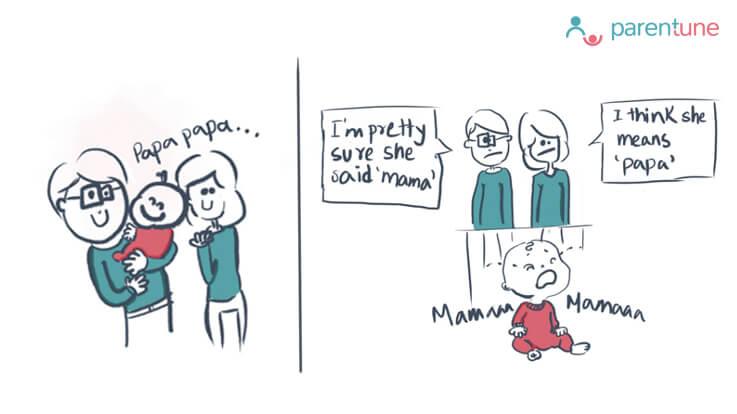 Parentoon Mom dad