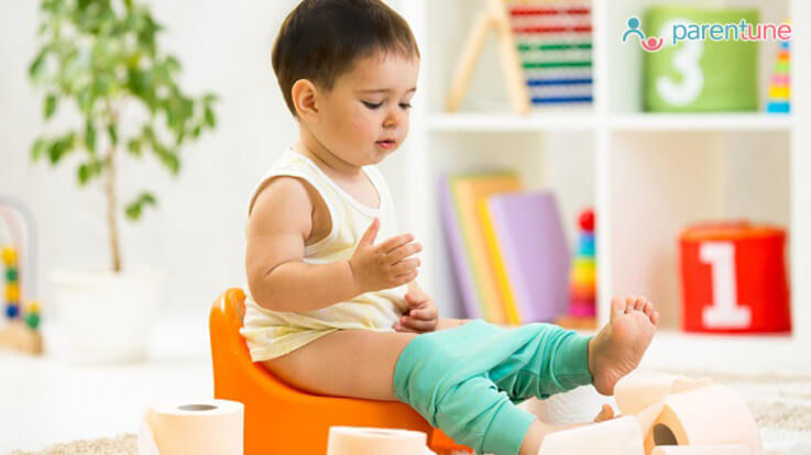 10 Potty Training Ideas Tips for 2 Year Boy along with Common Problems