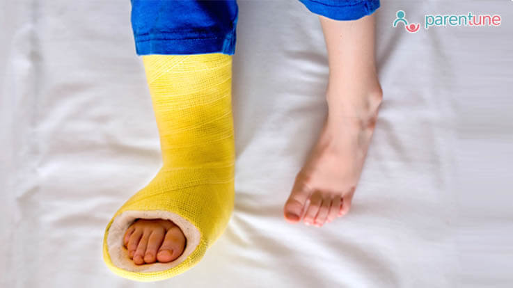 Preventive Measures For A Child With Brittle Bones
