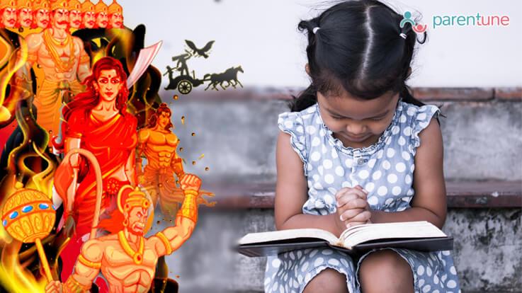 रामायण की ये 8 बातें अपने बच्चों को जरूर बताएं