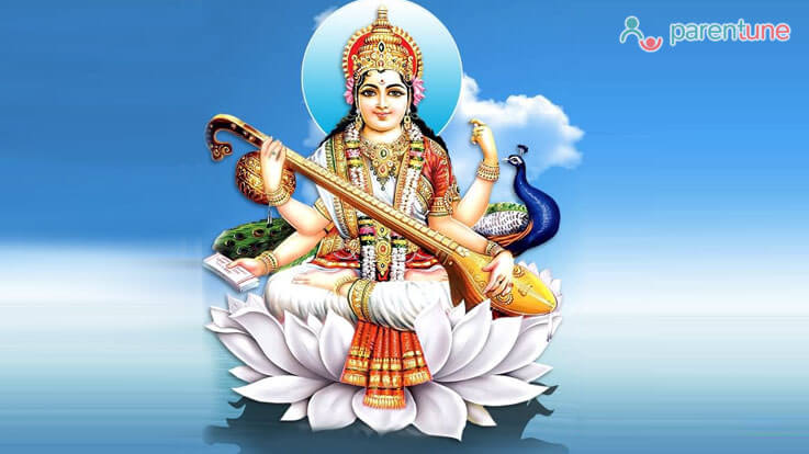 Significance of Saraswati Puja In A Life Of A Student