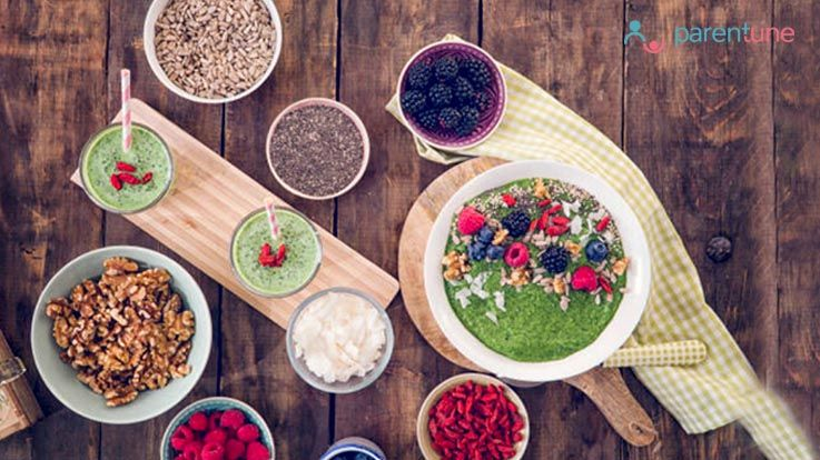 Vegan Dessert Recipes For Your Growing Child