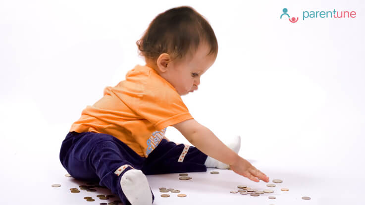 What to do when your child swallows a coin