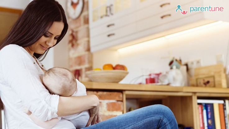 Why Is Breast Milk Beneficial For Your Baby
