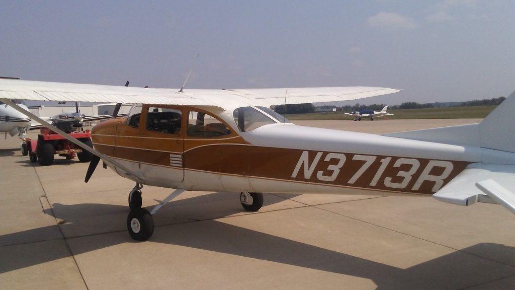 new parts 1966 Cessna 172 H aircraft