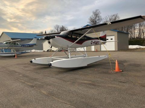 beautiful 1966 Cessna 180H aircraft for sale
