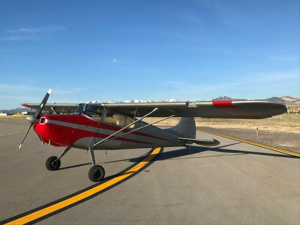 1948 Cessna 170 aircraft [modified]