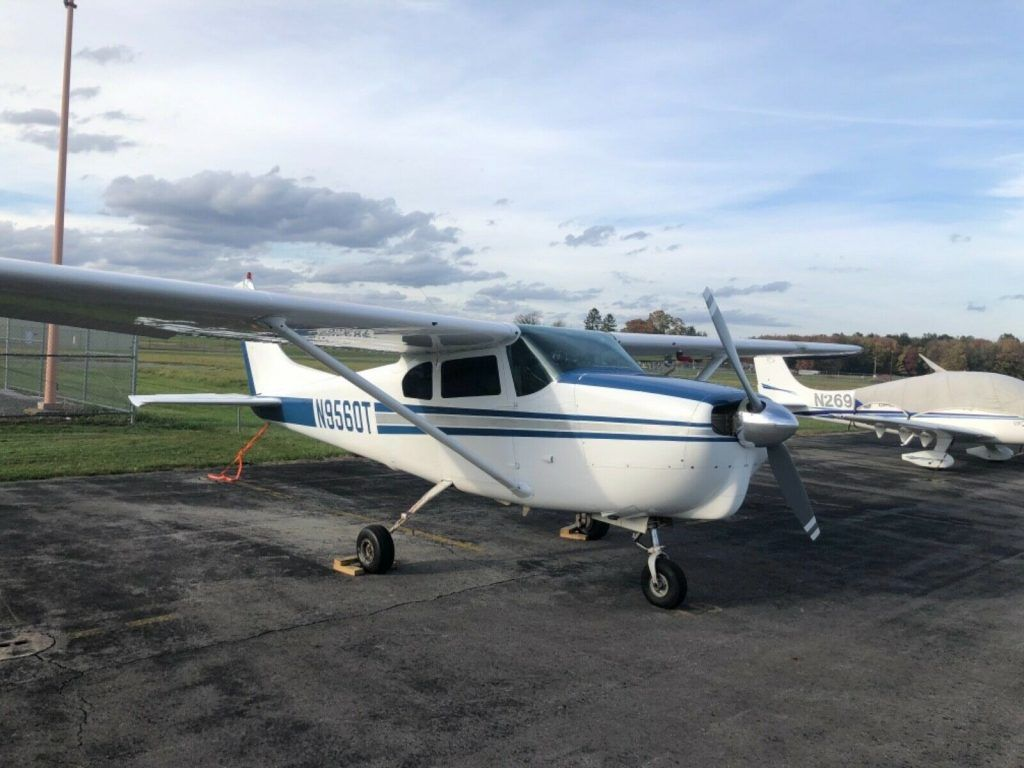 1960 Cessna 210 aircraft [perfect flying machine]