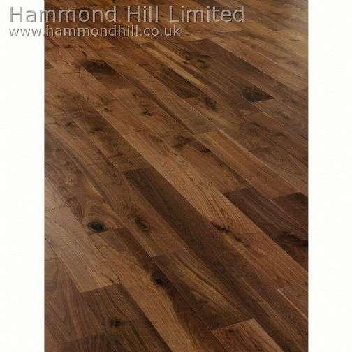 Walnut Matt Lacquered (HHA106) Flooring