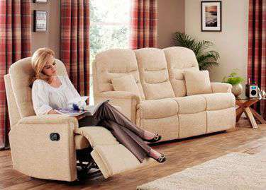Celebrity Pembroke Recliner Fabric 2
