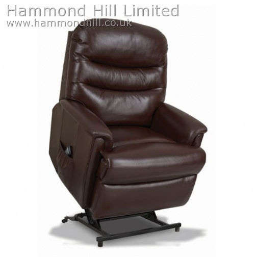 Celebrity Pembroke Recliner Leather