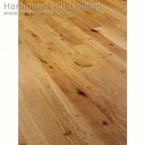 Oak Rustic Brushed & Matt (HHA103) Flooring