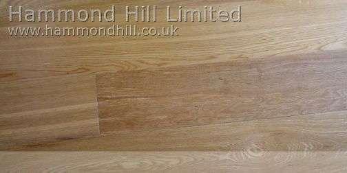 Oak Wide Rustic Matt Lacquered (HHA110) Flooring 1