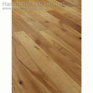 Oak Wide Rustic Oiled Plank (HHA112) Flooring