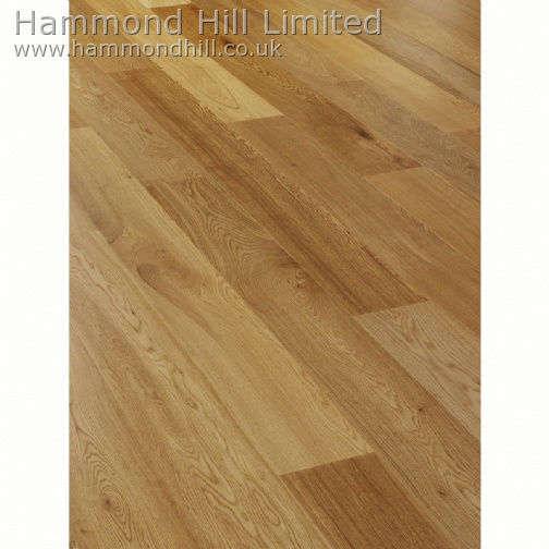 Oak Wide Select Matt Lacquered (HHA113) Flooring