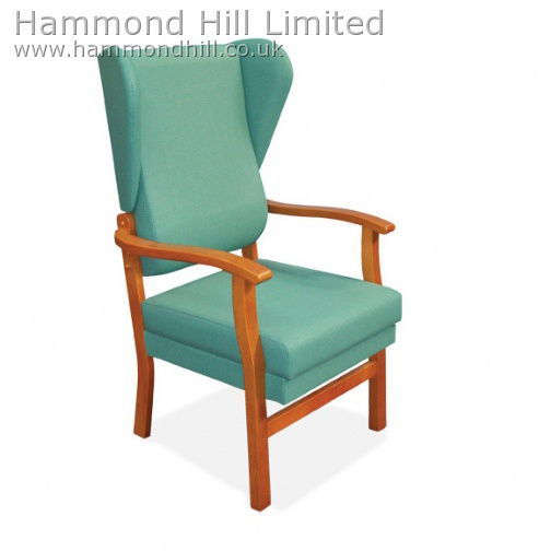 The Broughton Wing Chair