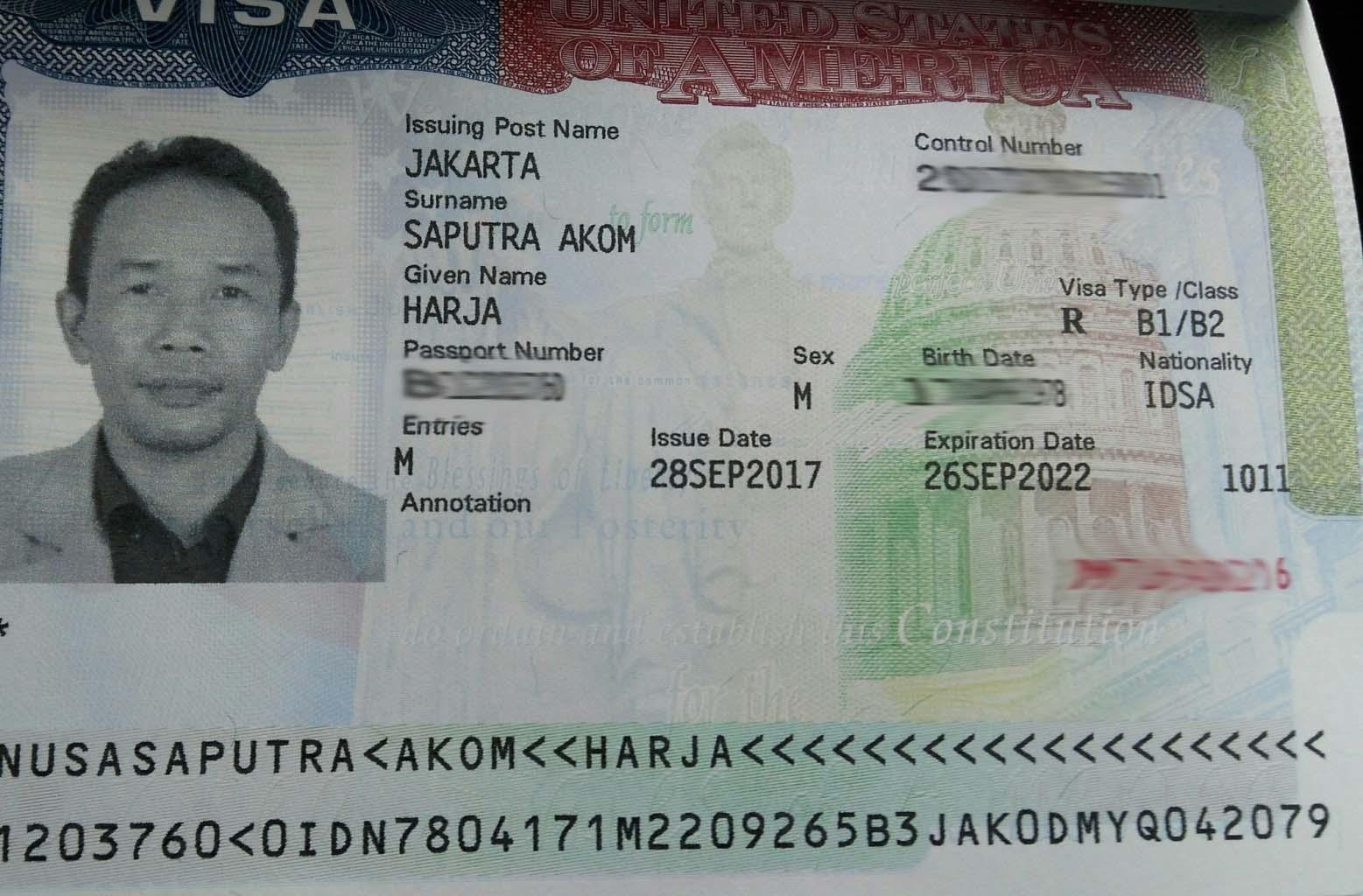 Pertanyaan dan Tips Wawancara Visa Amerika