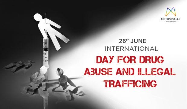 slogans on drug abuse and illicit trafficking