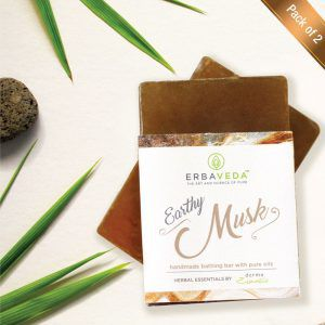 Earthy Musk Handmade Soap
