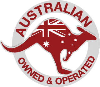 Aus Owned Logo