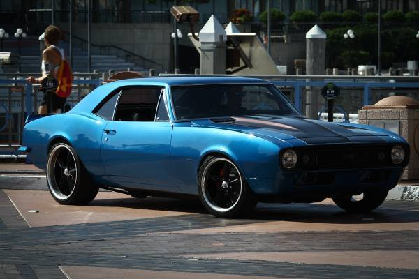 1967 Chevrolet Camaro Pro Touring