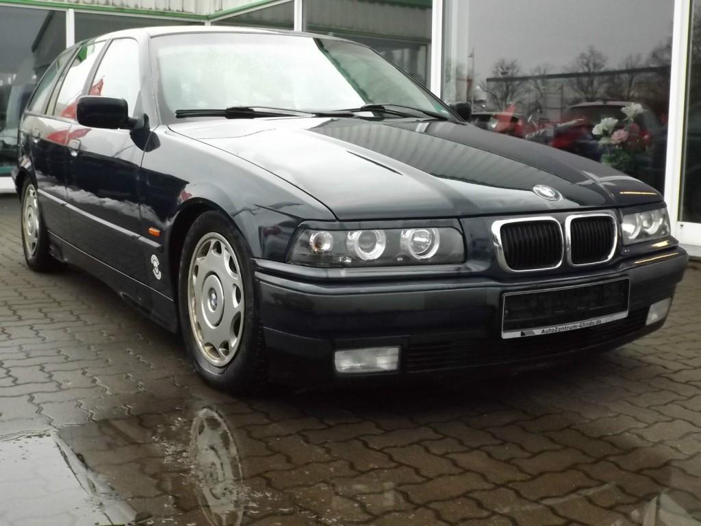 BMW 320i Touring Tuning