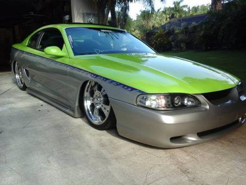 Custom 1995 Ford Mustang for sale