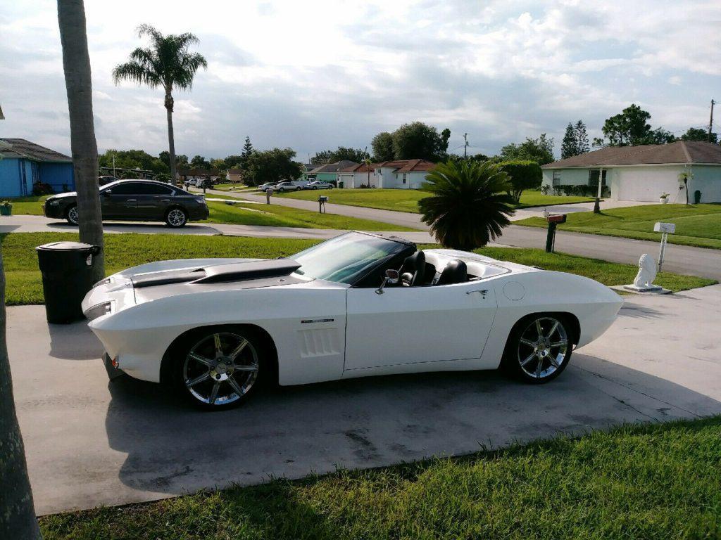 1967 Replica 1999 C5 Corvette Chassis