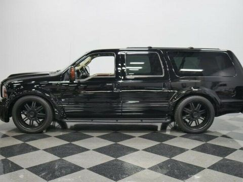 2005 Ford Excursion Limited [big, custom, powerful, useful] for sale